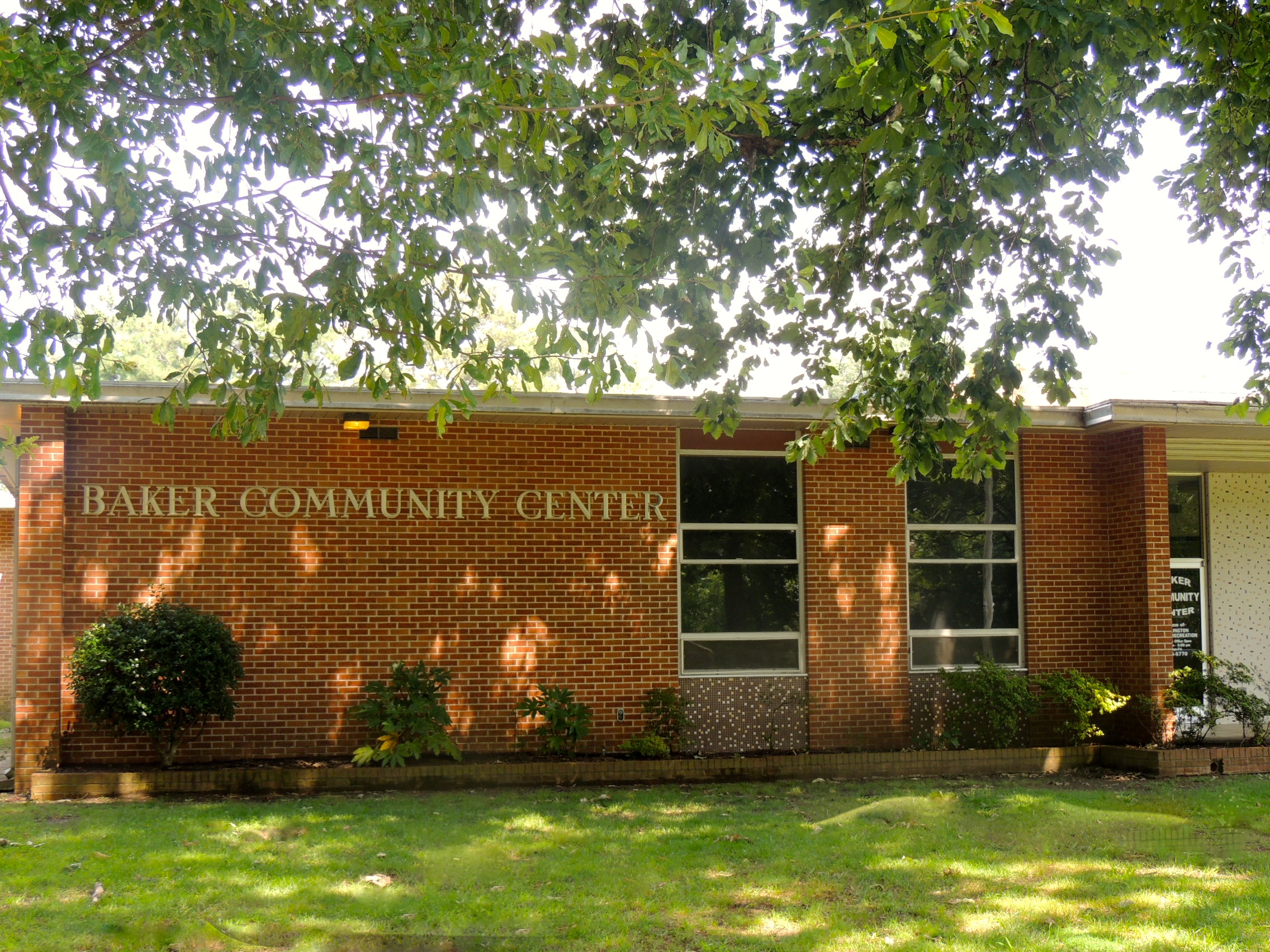Baker Community Center 2