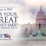National Day of Prayer 2017 logo